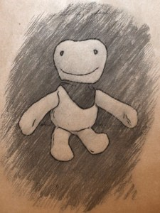 Buddy - Der kleine Kuschel-Frosch - Wolken Sternchen - Lese- und Hörspielgeschichten für Kinder und ihre Eltern