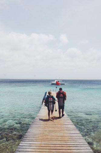 Tauchen auf Curaçao mit Go West Diving