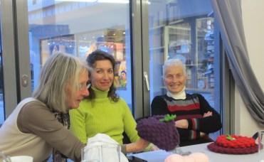 Anna, Maria und Theresia