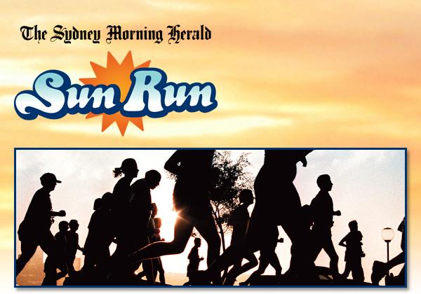 Sydney Morning Herald Sun Run 2011