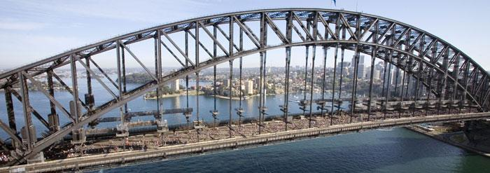 Sydney Running Festival 2012