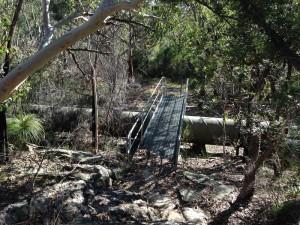 Hike from Heathcote to Waterfall