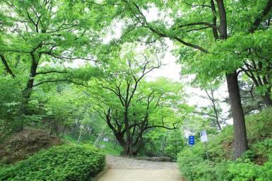 Entrance of Seonghwangdang