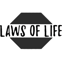 Laws of Life icon to Good WORD Spread WORLD photo proverb website