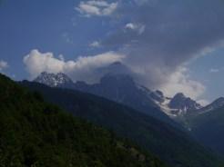 Uszba. Gruziński Matterhorn. Marzenie wielu wspinaczy.