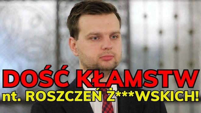 Jakub Kulesza roszczenia żydowskie