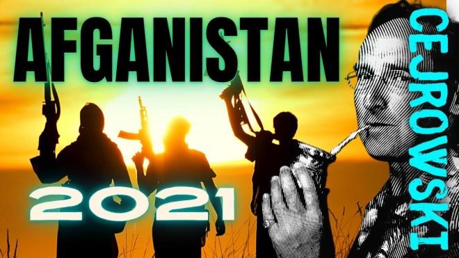 Cejrowski o Afganistanie