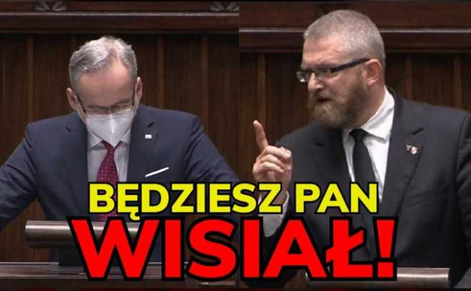 Grzegorz Braun Konfederacja Sejm