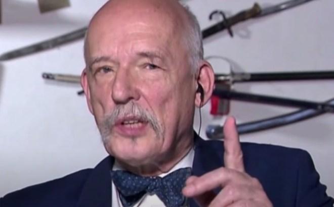 Janusz Korwin-Mikke o imigrantach