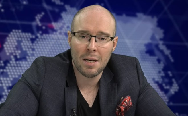 Marcin Rola o plandemii