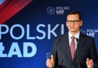 premier Morawiecki o Nowym Ładzie