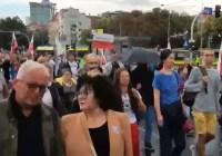 protest w Poznaniu