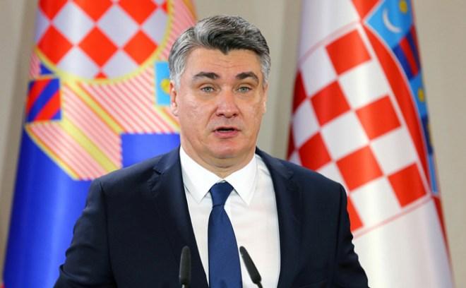 Zoran Milanovic o szczepieniach w Chorwacji