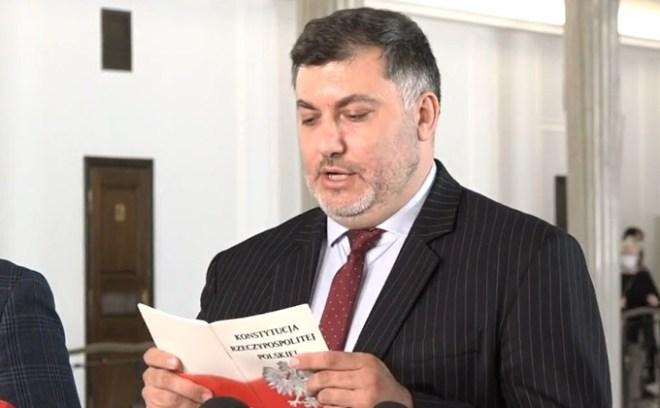 Artur Dziambor o Tusku i Kaczyńskim