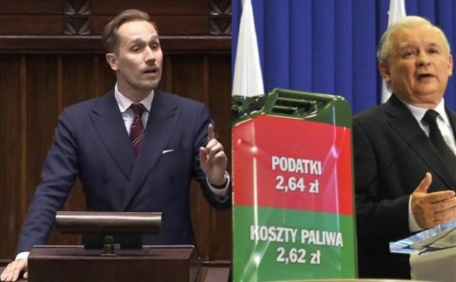 Konrad Berkowicz o akcyzie i inflacji