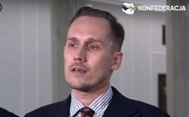 Konrad Berkowicz Nowy Wał