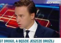 Krzysztof Bosak o szalejącej inflacji