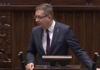 Robert Winnicki w Sejmie