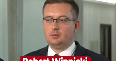 Robert Winnicki wniosek do NIK