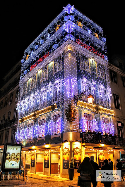 Lizbona noca