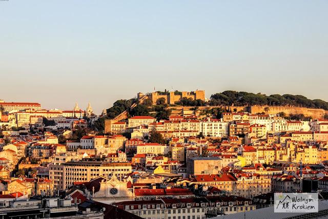 Zamek w lizbonie