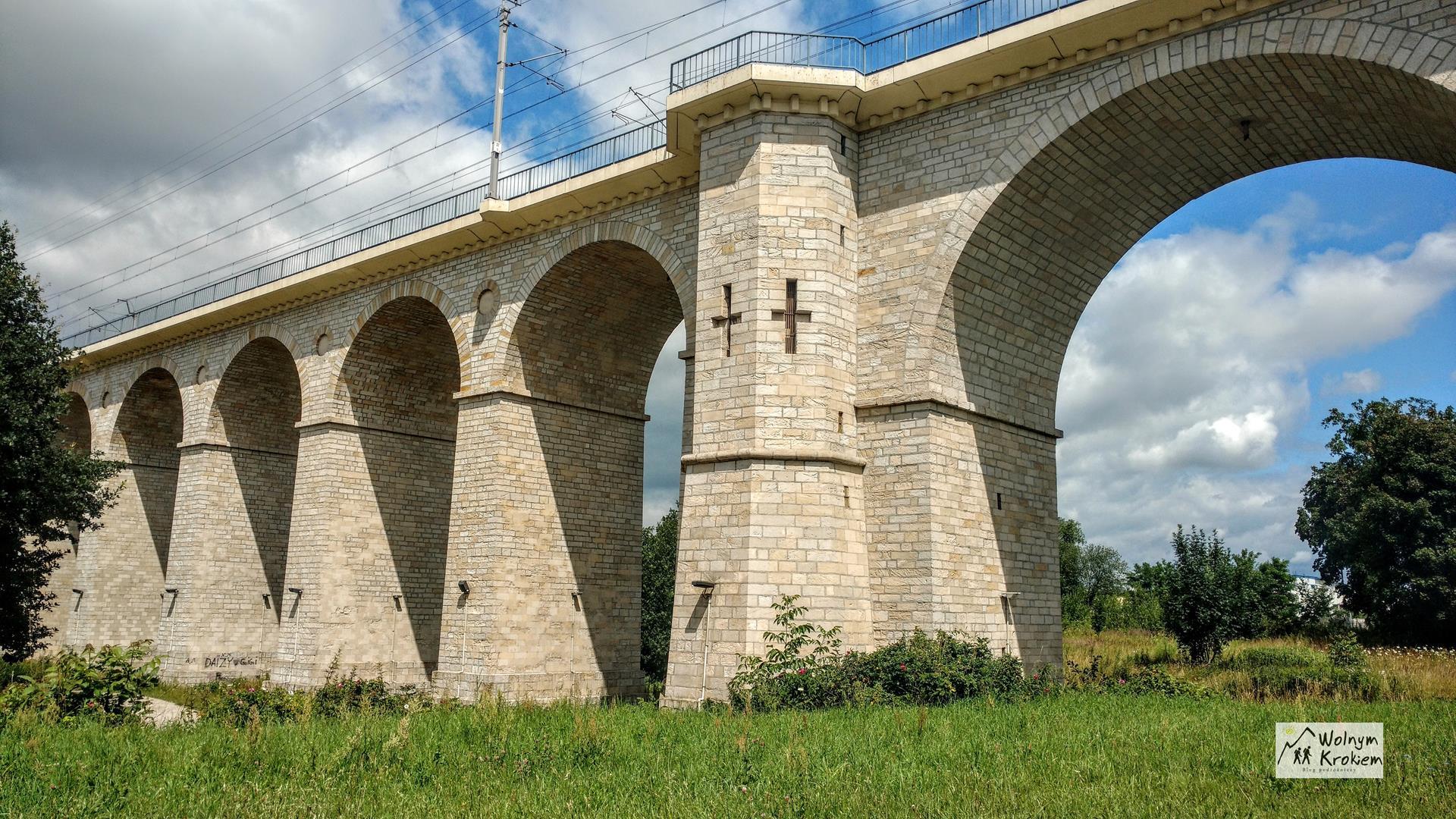 Najdłuższy wiadukt w Polece Boleslawiec