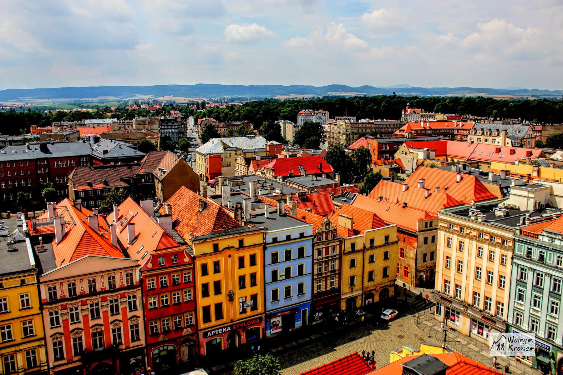 Miasto Świdnica atrakcje