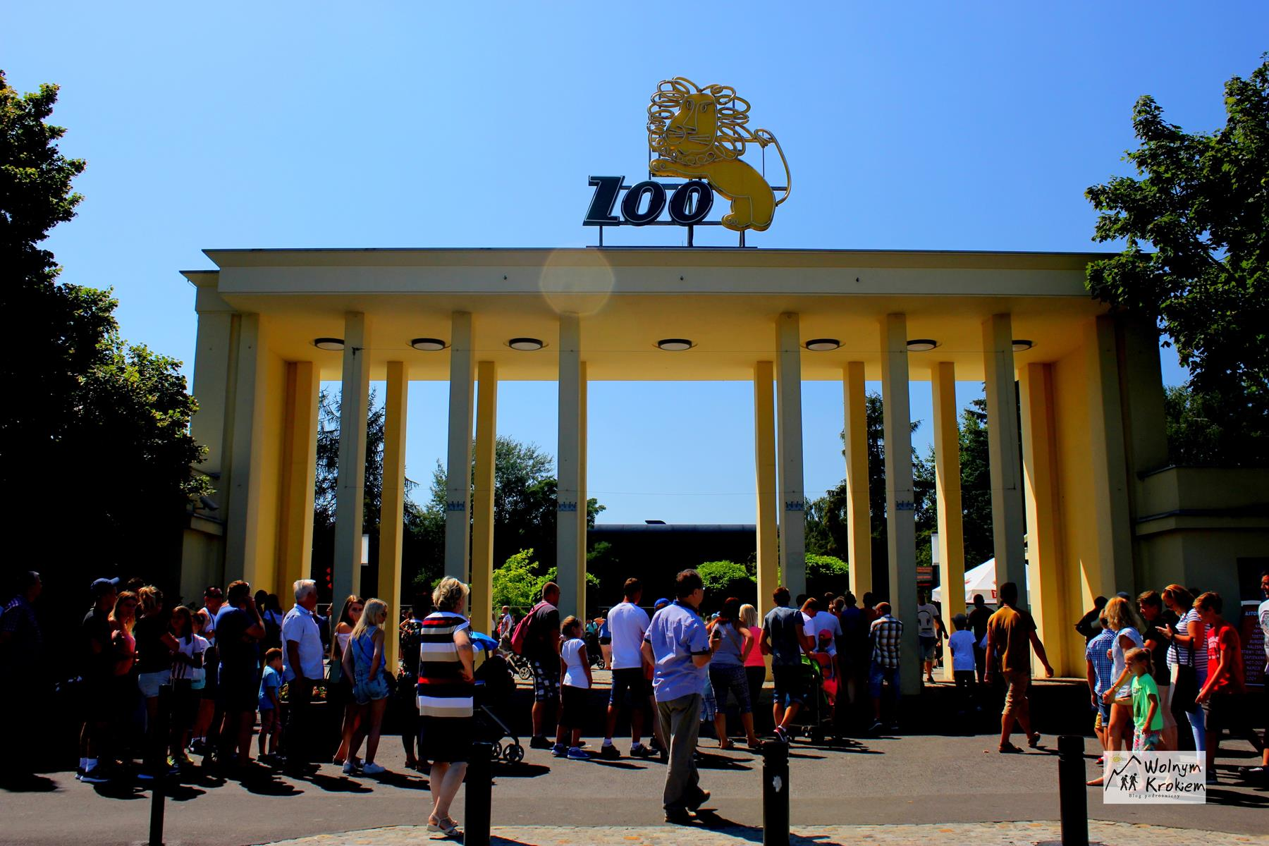 Najstarsze ZOO w Polsce - Zoo Wrocław