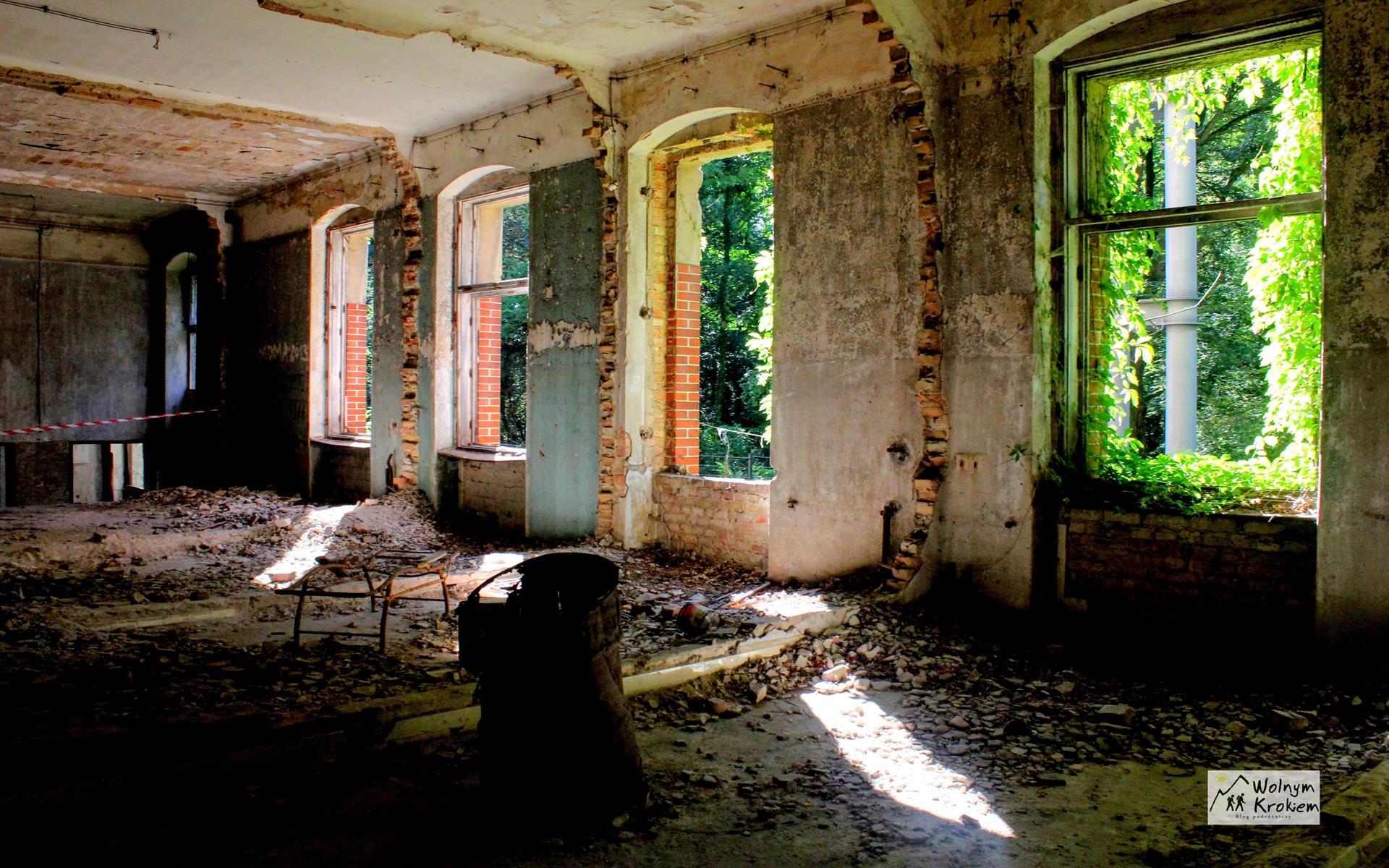 Beelitz-Heilstätten Sanatorium