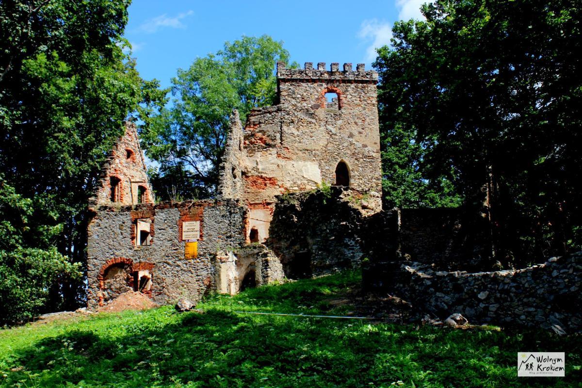 Radogost i zamek w Lipie