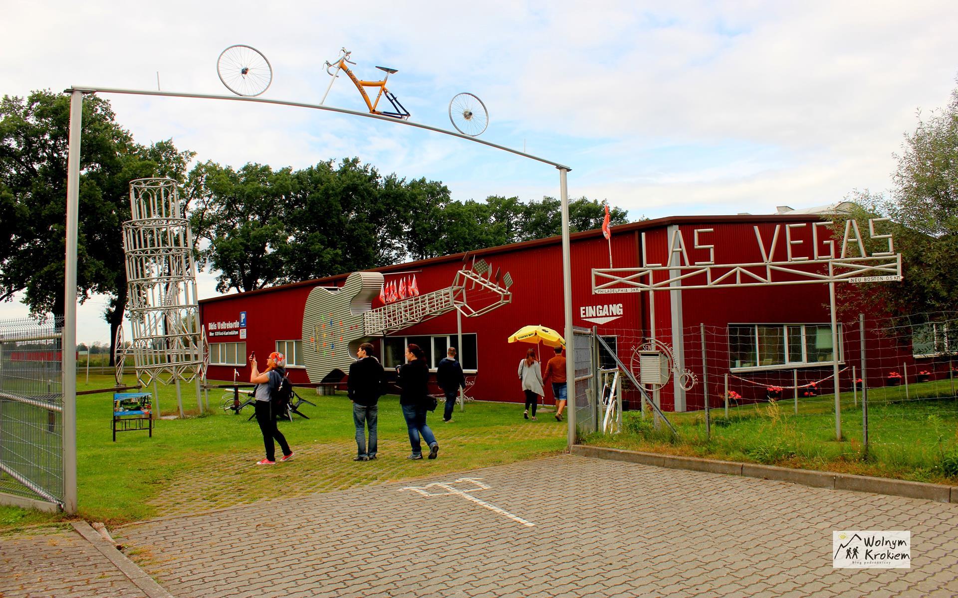 Muzeum rowerów Didi Senft