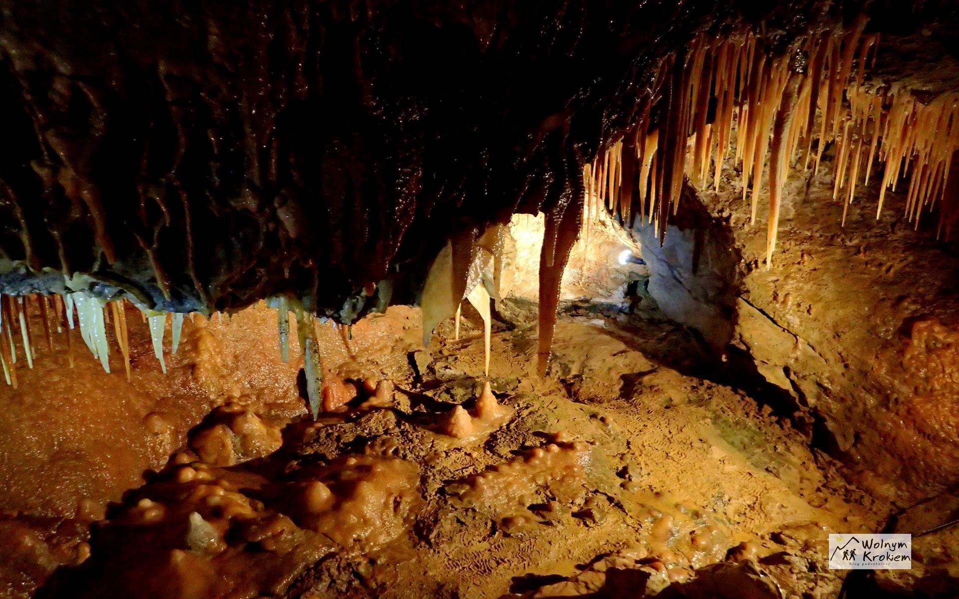 Peak District Jaskinia Treak Cliff Cavern