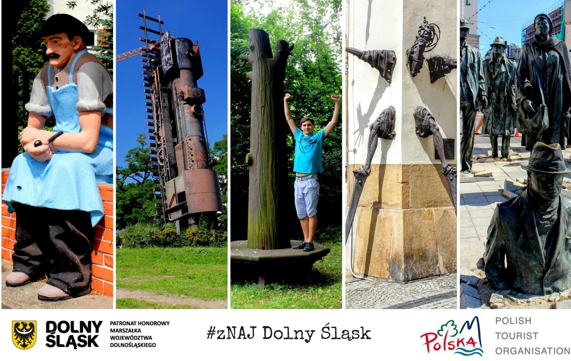 Najciekawsze pomniki na Dolnym Śląsku