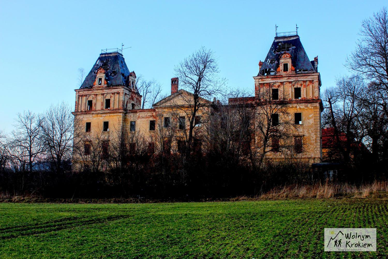 Pałac w Stolcu Dolny Śląsk