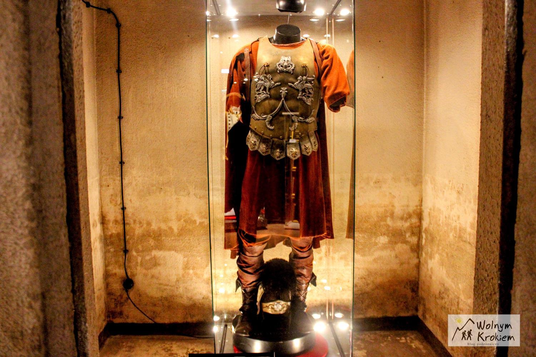 Kostium Maximusa z filmu Gladiator  Moviegate wroclaw