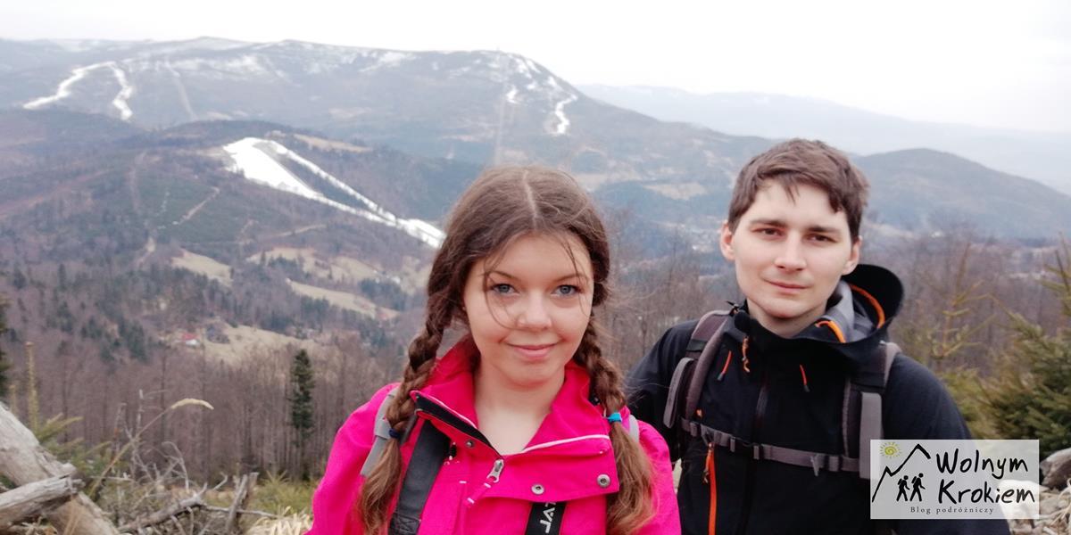 Szlak na Klimczok z Brennej