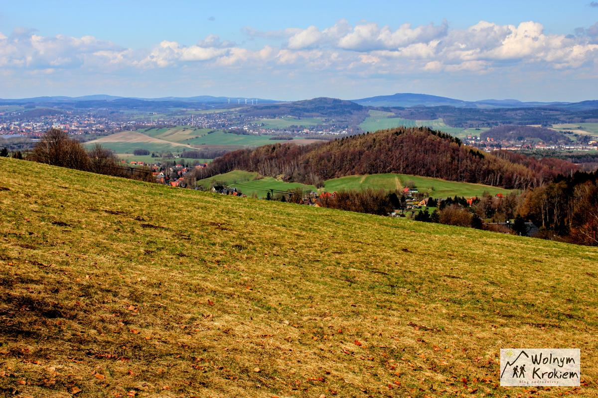 Szlak na Luż z Waltersdorf (Korona Sudetów)