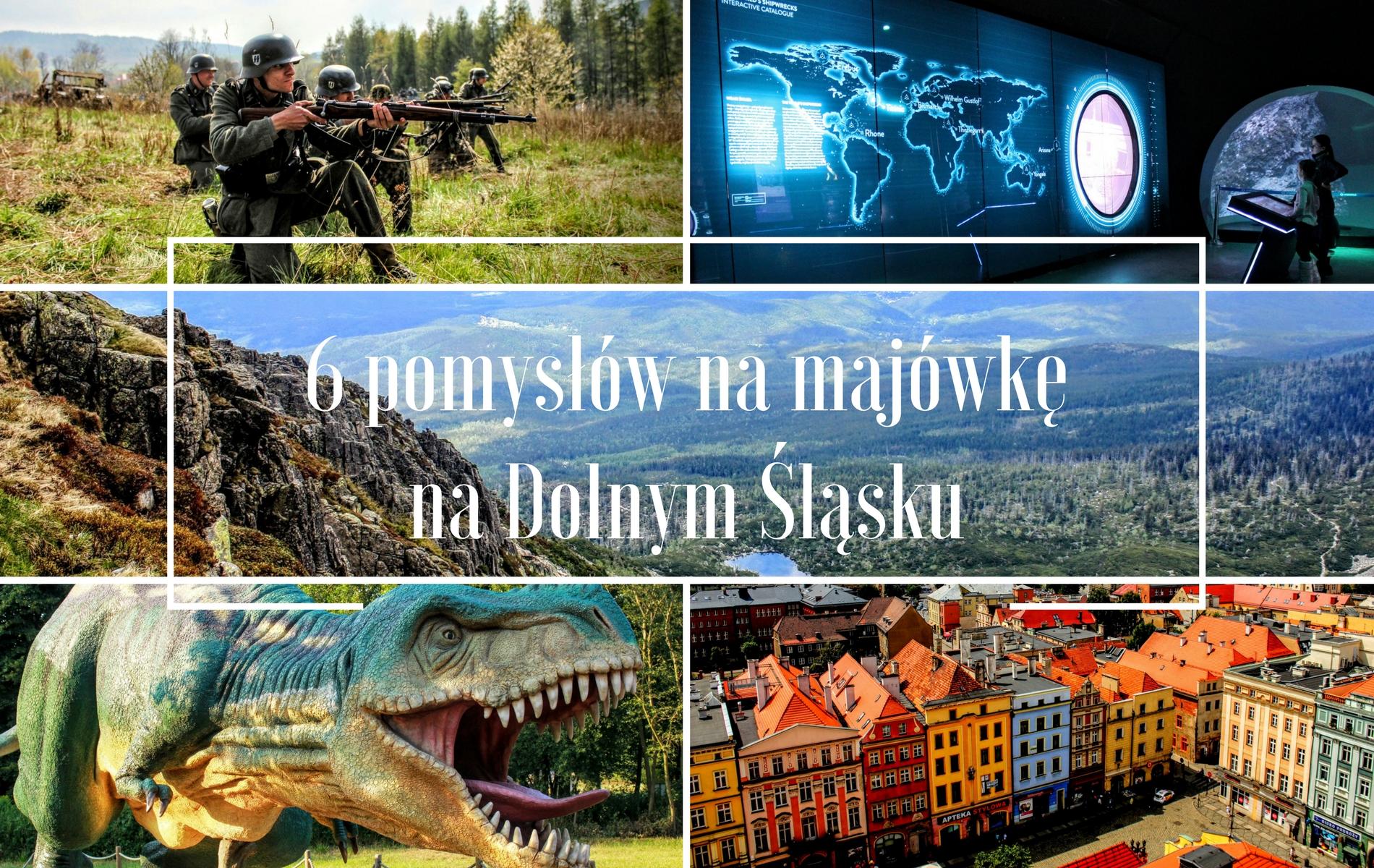 6 pomysłów jak spędzić majówkę na Dolnym Śląsku