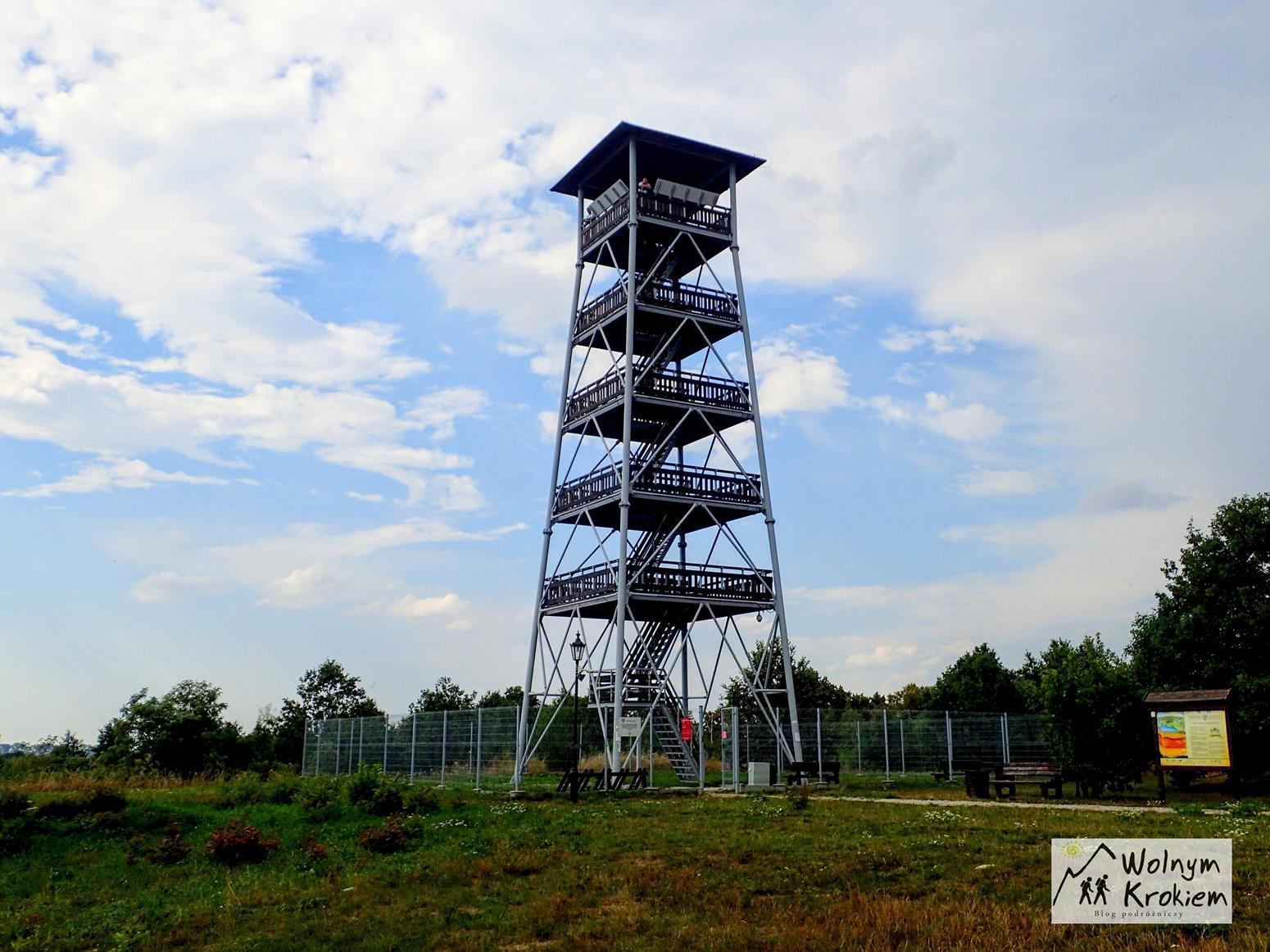 Wieża widokowa Mściwojów