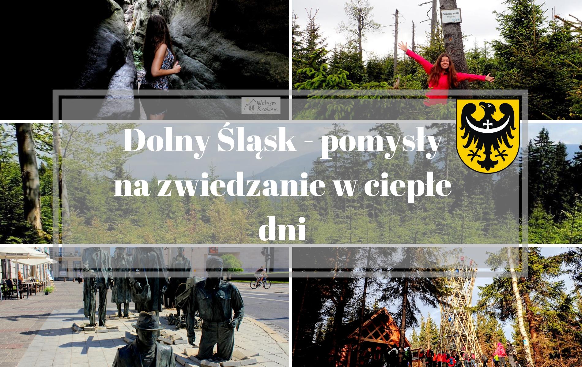 Zwiedzanie dolny Śląsk Atrakcje