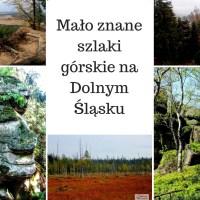 Szlaki górskie na Dolnym Śląsku, których turyści prawie nie odwiedzają