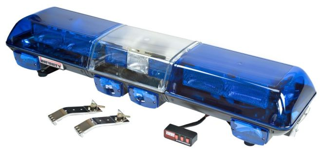Get Quotations Xtreme54 Led Emergency Vehicle Strobe Warning Lights Lightbars For Deck Dash Grill Windshield