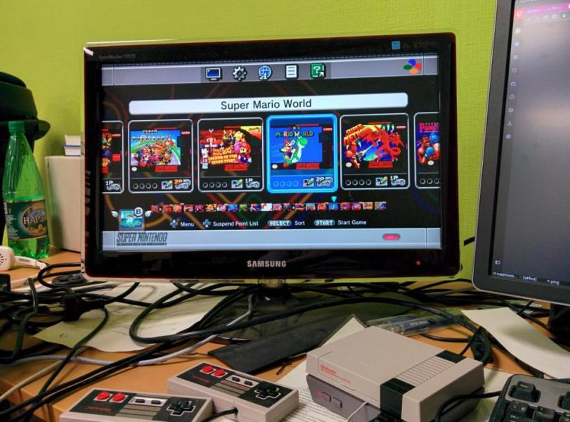 Your NES classic can run the SNES Mini games  and  probably  vice     There is no reason to believe the opposite wouldn t be doable  running the  NES Mini firmware and games on an SNES Mini   although the few public  attempts to
