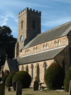 wolsingham church