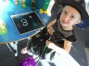 Halloween in Nursery