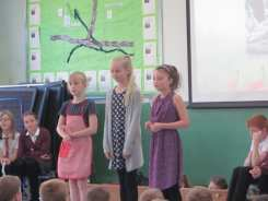 Y6 Class Assembly