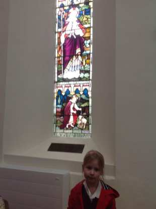 Yr 1 Church Visit