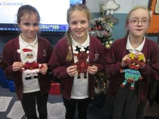 Y6 - Christmas Crafts