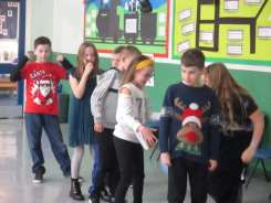 Y5 - Christmas Party