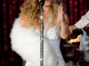 Mariah Carey Fox Fur Sling 01